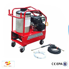 used Industrial cleaning hot water high pressure washer for sale