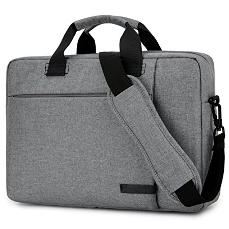 Laptop Backpack Multi-function Briefcase with Handle and Shoulder Strap Fits 15.6 15 17 17.3 Inch