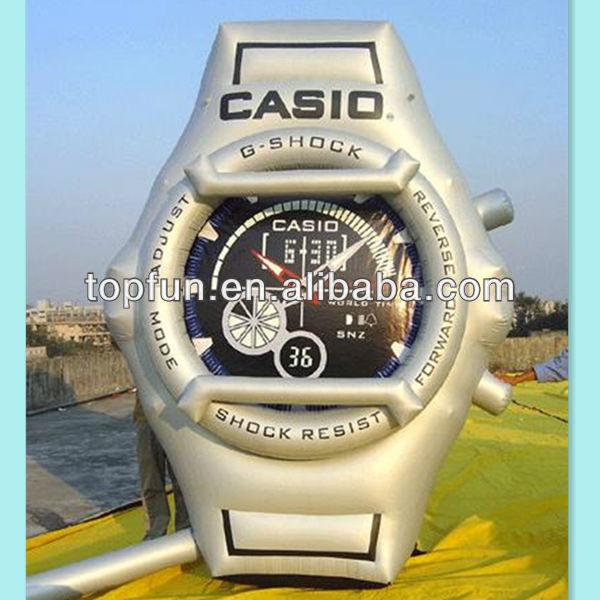 hot sell inflatable advertising outdoor events watch