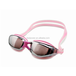 Wholesale Cheap Optical Nearsighted Swimming Goggles for Asian
