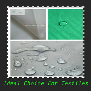 Grid Polyester Waterproof 190T Taffeta Fabric