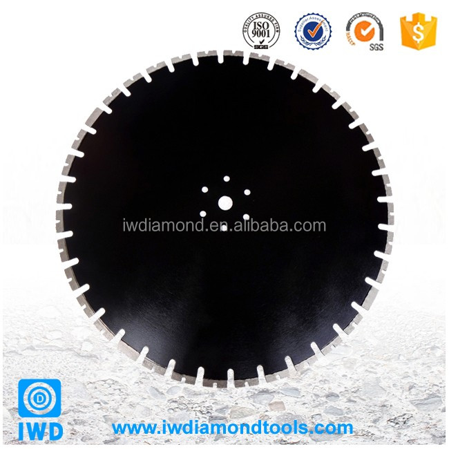 Diamond Flat Saw Blades for Wet Wall Cutting Large Sizes Circular Saw Blade