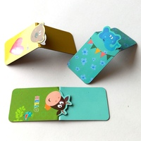 Original Magnetic Paper Marker Factory Directly Selling Magnetic Bookmark