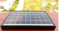 6W Small Solar Module With Plastic Frame/Solar panel for india market