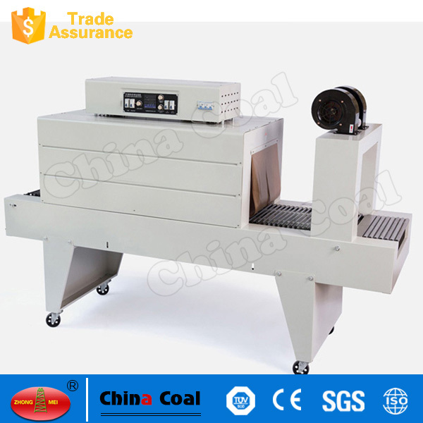 BSE series PVC/PE film plastic bottle wrapper/sleeve wrapper thermal shrink packing machine