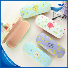 Custom printed cute designer kids glasses case eyeglass case spectacle case