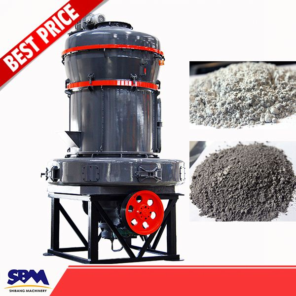2018 TOP SALE plaster grinding mill , ac motor raymond mill