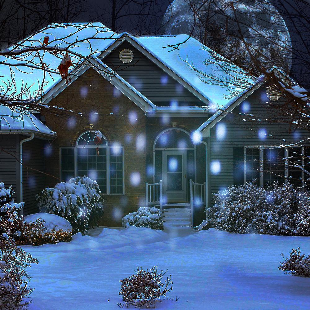 Wholesale snowfall christmas light - Online Buy Best snowfall ...