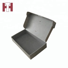 Foldable plastic storage corrugated box making for packaging recyclable