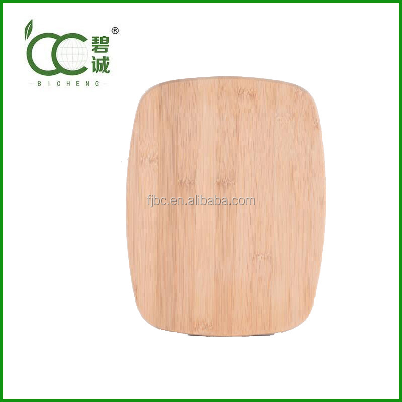 Chopping Blocks Type Round Bamboo Cutting Board Set Wholesale Bamboo Furniture Manufacturer