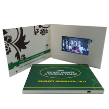 "hot sale 4.3 inch LCD screen paper video greeting <strong>cards</strong> /Custom wedding 4.3"" invitation lcd video greeting <strong>card</strong>"