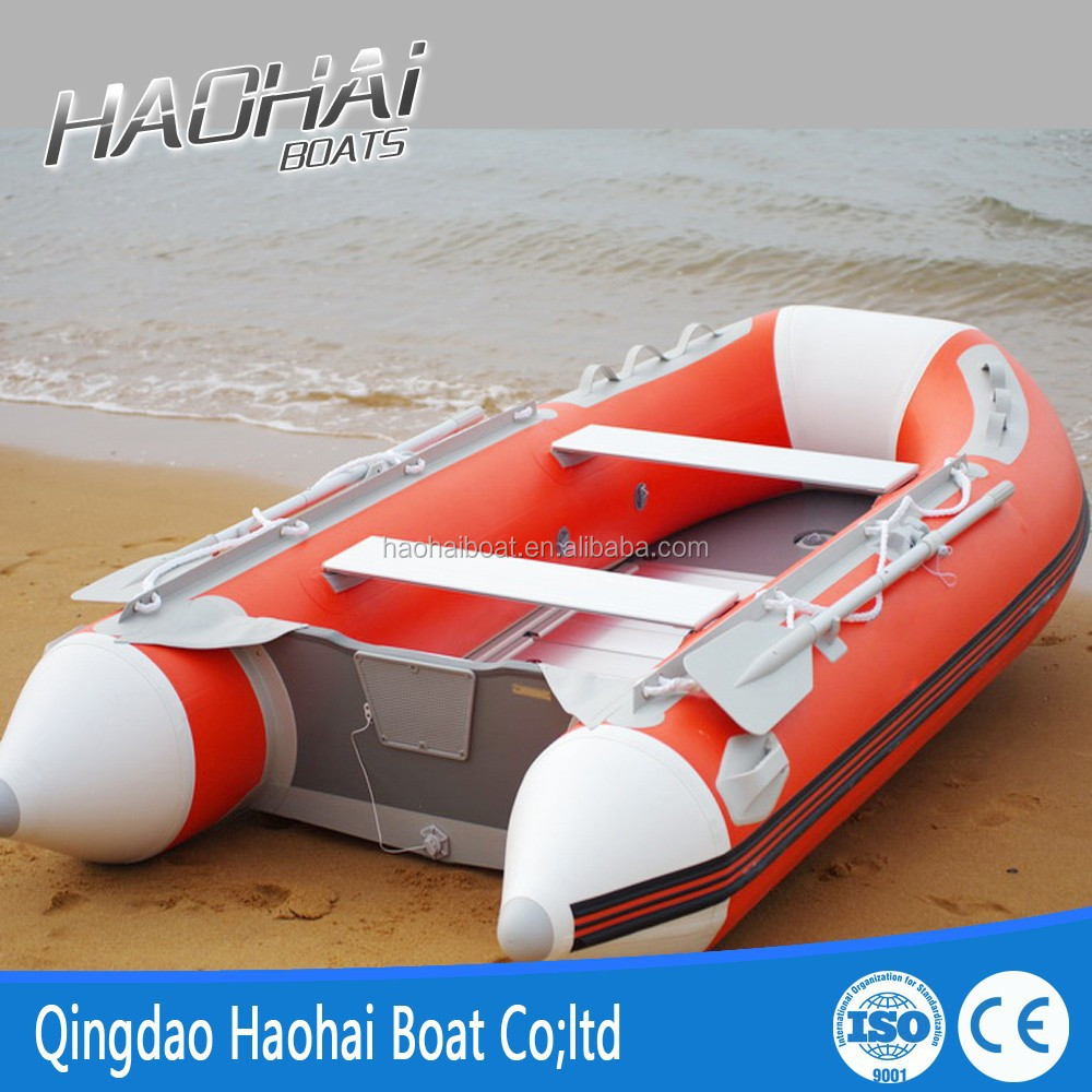 3m pvc inflatable rubber fishing boat for sale