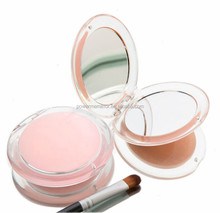 Round Compact Mirror Crystal clear