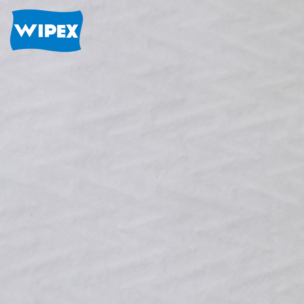 Chinese supply polyester white disposable nonwoven towel roll