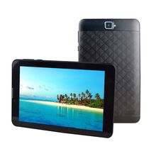 HD1024*600 five points touch screen 7 inch Quad core android dual sim card 4G tablet pc