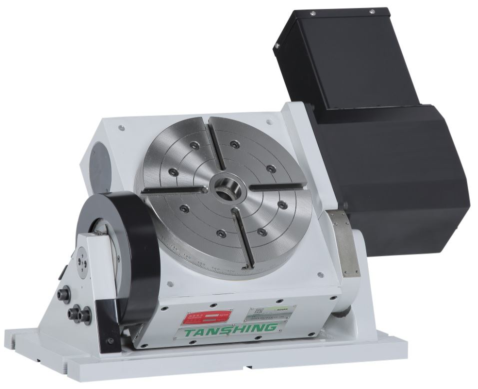 4-1/2 Axis Rotary Table