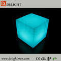 led cube table/ cube chairs for kids/ led rubik cube for hotel