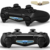 2016 popular game vinyl decals for PS4 Led Light Bar skin sticker competitive cheap price
