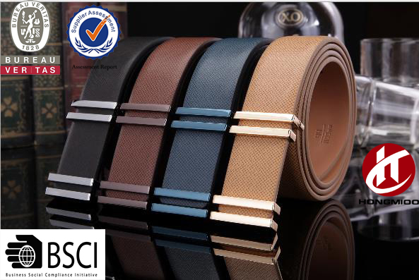 Fake designer fashion high quality PU belt for cheap