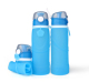 New Arrival BPA Free Foldable Silicone Water Bottles Silicone Collapsible Water Bottle