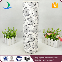 New products chinese home wedding party decor floor vase large