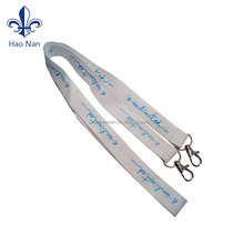Personalized and special bungee coil lanyard for promotion