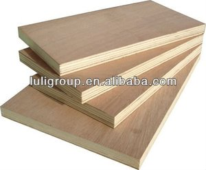 aluminum faced plywood with high quality in sale