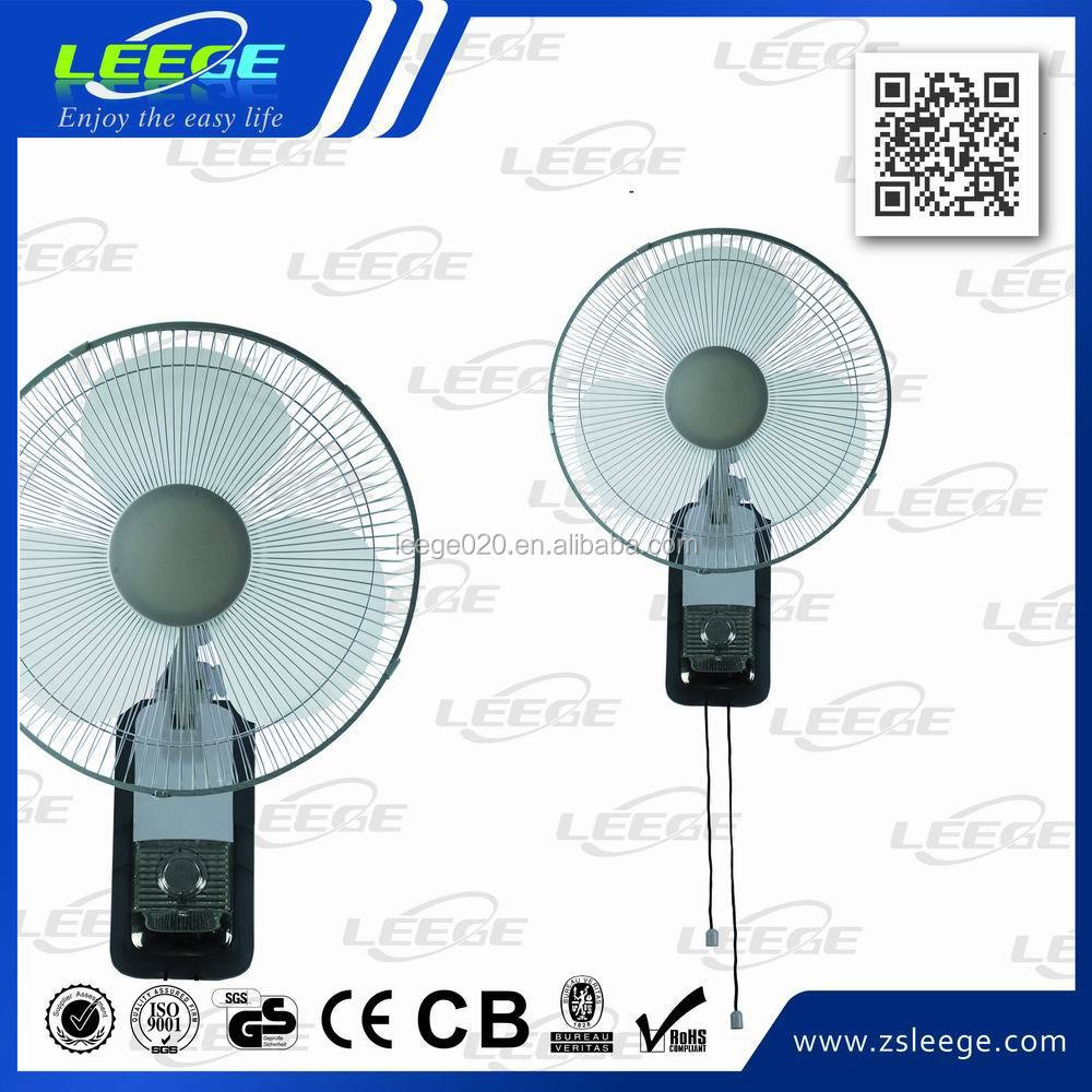oscillating fan wall mount