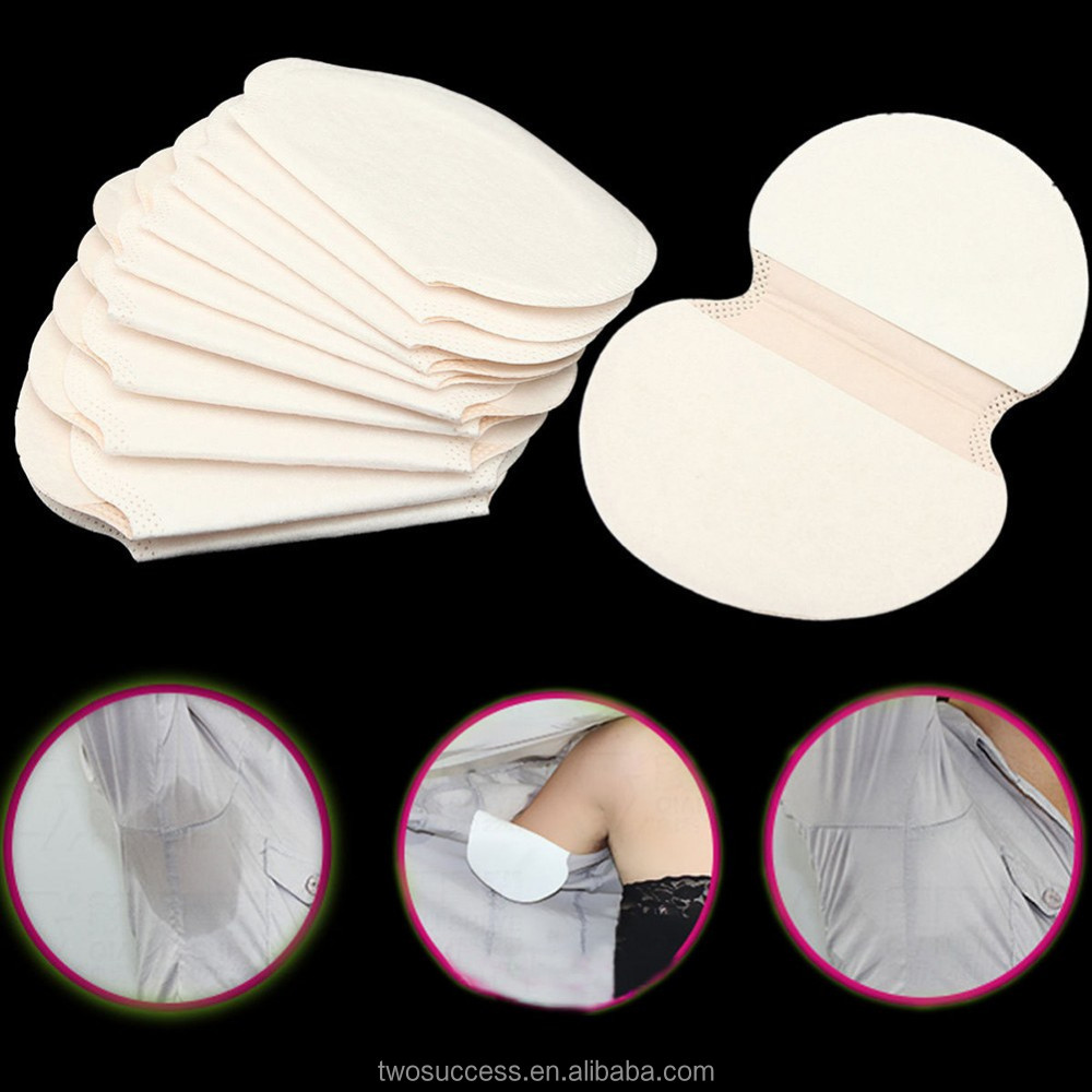 Anti Perspiration Odour Shield Armpit Sweat Absorbing Pad / Deodorant Armpit Sheet Dress/Disposable Underarm Sweat Pad