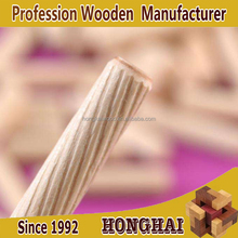 thread wooden dowel pins cheap price