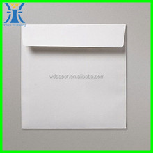 China Alibaba YIwu New Arrivred White Wholesale Peal And Seal Blank Receipt Envelope