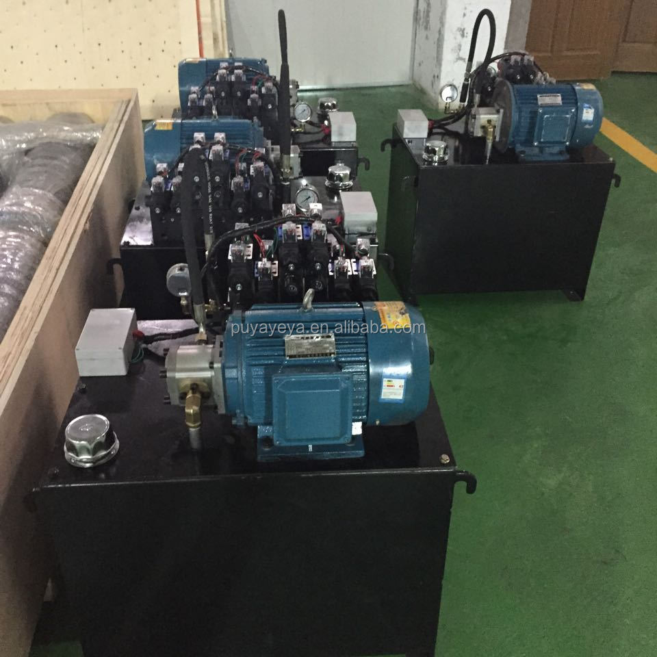 small hydraulic system/station/power pack for sale