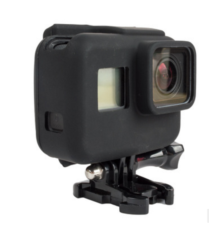 Hot Selling silicone case for GoPros Heros 5 frame, Go pro hero5 frame case GP336