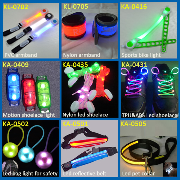 Resale Running Visibility Increase Led Armband For Sports