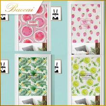 New Arrival popular line Fruit printing japanese door curtain