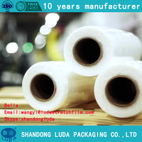 alibaba china LDPE Pallet Stretch cling wrap on roll