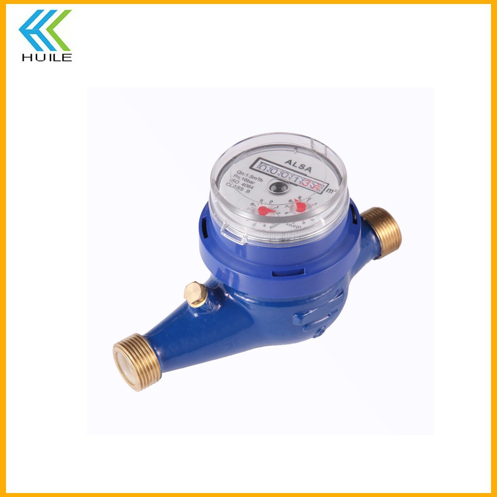 ultrasonic flow meter types LXSG(R)-15E-40E