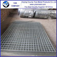 "19x19mm Electric galvanised welded wire mesh 3/8"" x 3/8"""