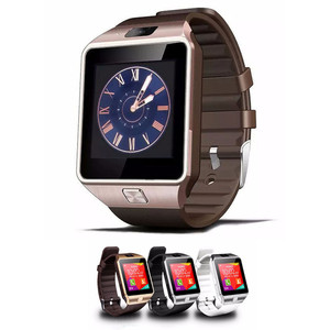 Wholesale sales smart watch DZ09 sport wrist watch for android with camera SIM card