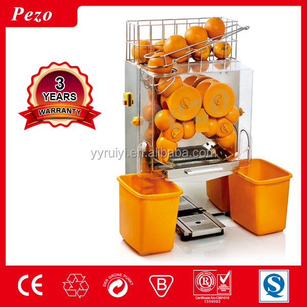ELECTRIC AUTOMATIC HOT SELLING <strong>ORANGE</strong> AND POMEGRANATE JUICER