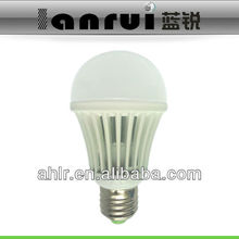 Best hot selling 3 5 7 9W led bulb ztl