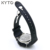 KYTO original accurate finger touch calorie heart rate monitor sport watch