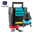 kinzo 520nm 4V1H 5 lines green line laser level