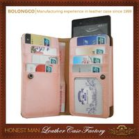 Bargain Sale Reasonable Pricing Pu Sublimation Phone Cases Blanks