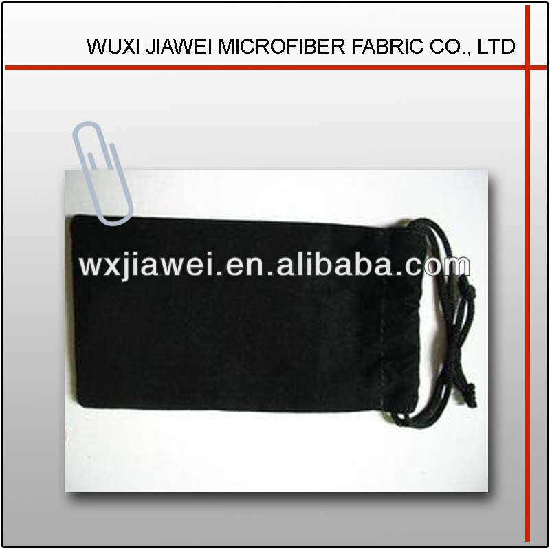Promotional pvc leather glasses pouch