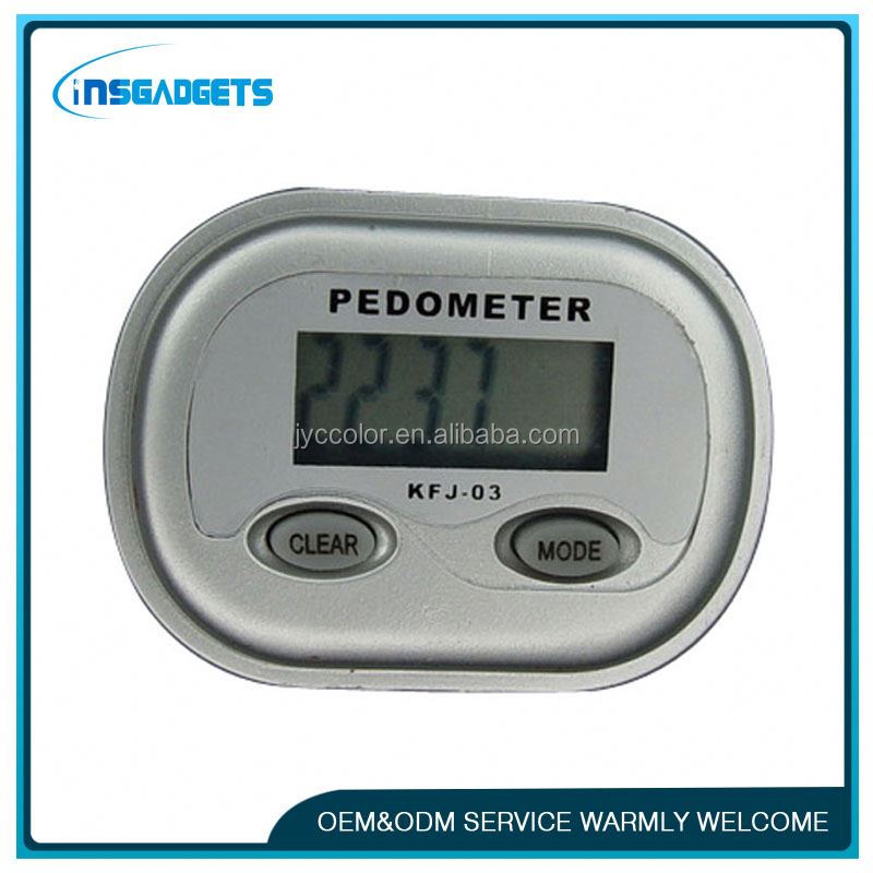 pedometer step counter and calorie recorder ,H0T101 acceleration sensor step pedometer calculator