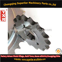 Professional produce chain and sprocket,XR200 STANDARD,420 and 428 sprockets motorcross