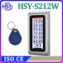 Smart Card RFID Wiegand Access Control System