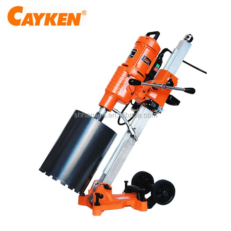 High Power CAYKEN SCY-4050BM Diamond Drill Machine & Hand Drill Machine Heavy Duty