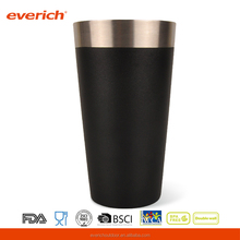 Everich 16 oz.Vacuum Insulated Stainless Steel Tumbler Cup with Tritan Lid
